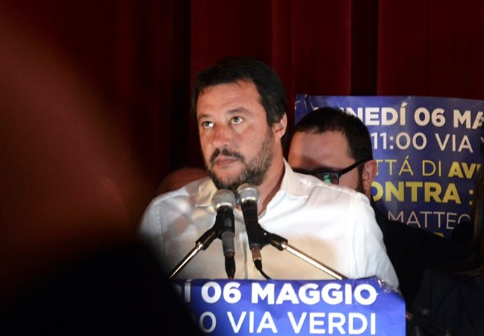 Salvini: 'Accertamenti sul voto di Ariano Irpino'