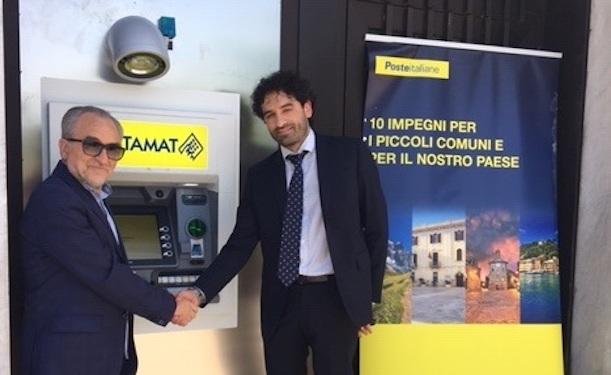 Castelfranci ha finalmente uno sportello, Poste Italiane conferma l'impegno