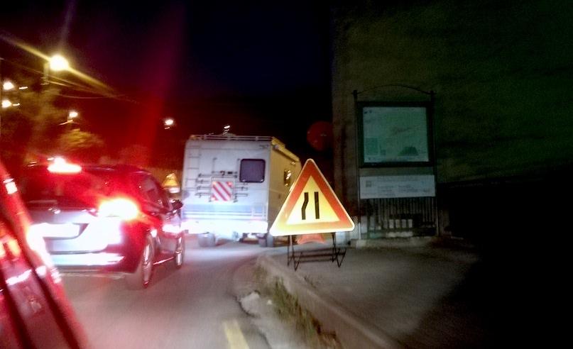 Viadotto Parolise, semaforo per un'altra settimana