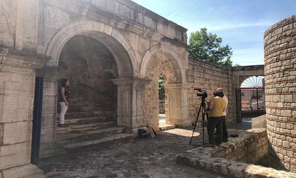 Il Borgo dei Borghi, a Sant'Angelo le riprese Rai