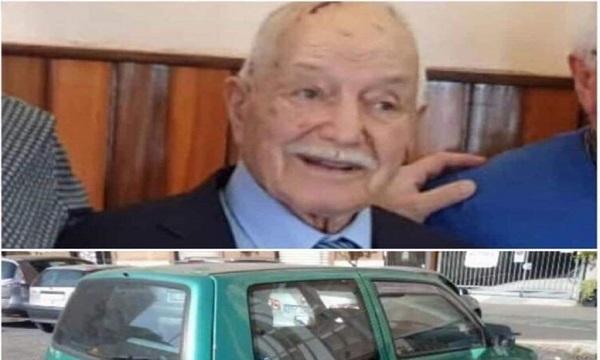 Conza, ritrovato in Basilicata l'anziano scomparso