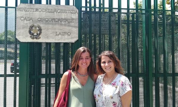 Pallini in visita all'Icam di Lauro: 'Serve presenza medici'