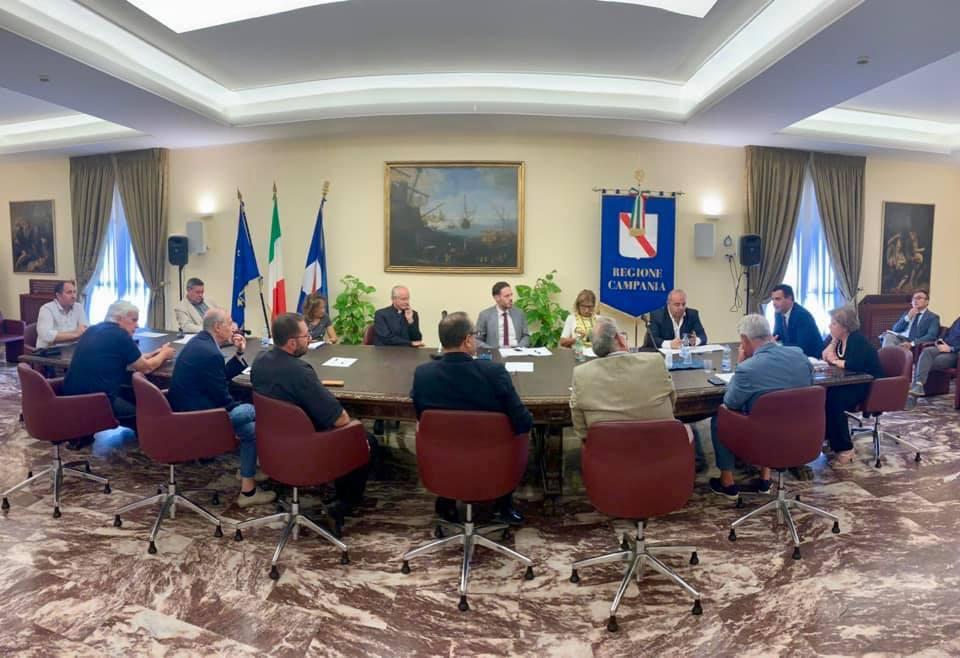 Aree Interne: si insedia il Tavolo, i presenti dall'Alta Irpinia ad Avellino