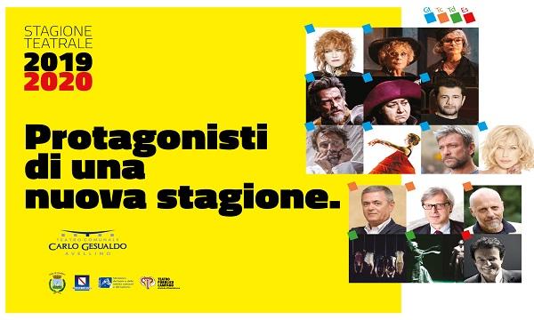 Teatro Gesualdo, al via la campagna abbonamenti