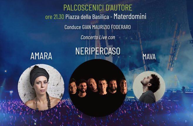 Exempla 2019: a Caposele Neri per Caso, Amara e Mava