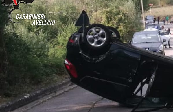 Incidente a Nusco, due donne in ospedale