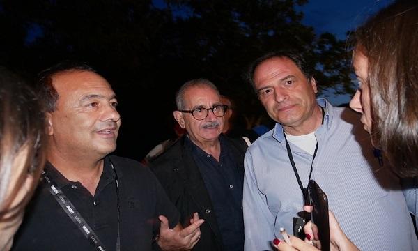 Da Mimmo Lucano a Erri De Luca, lo Sponz è sempre stato anti-Lega