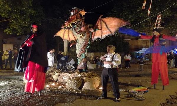 Nona Festa del fagiolo quarantino: a Volturara draghi giganti e la prima via ferrata in Campania