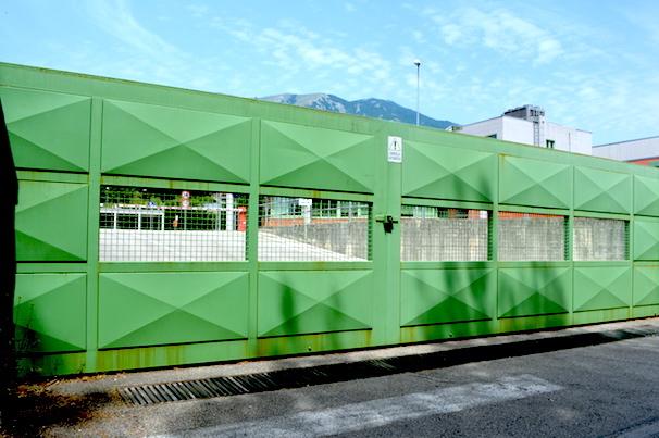 Calabritto, sequestrato impianto rifiuti nell'area industriale
