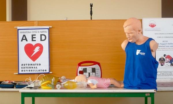 Sant'Angelo dei Lombardi Città Cardioprotetta, inizia la formazione