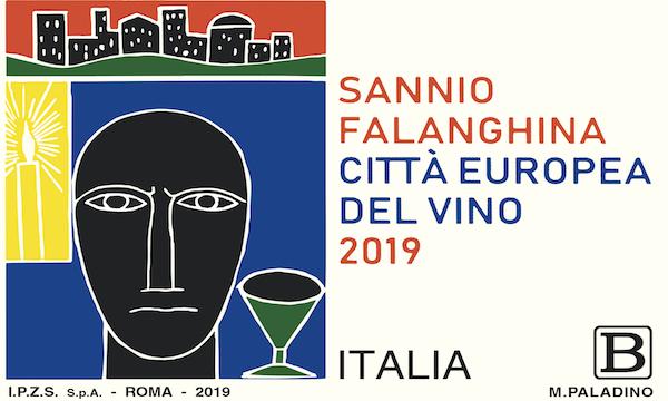 Sannio Città europea del Vino, un francobollo e un altro punto a favore