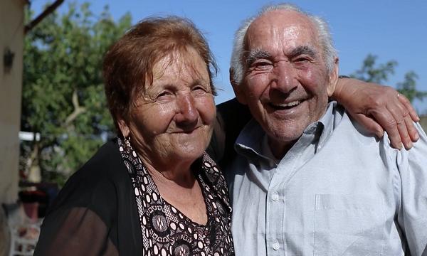 Sguardi di antiche terre, a Montecalvo i centenari diventano attori