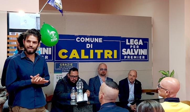 La Lega apre a Calitri, sfida per le comunali