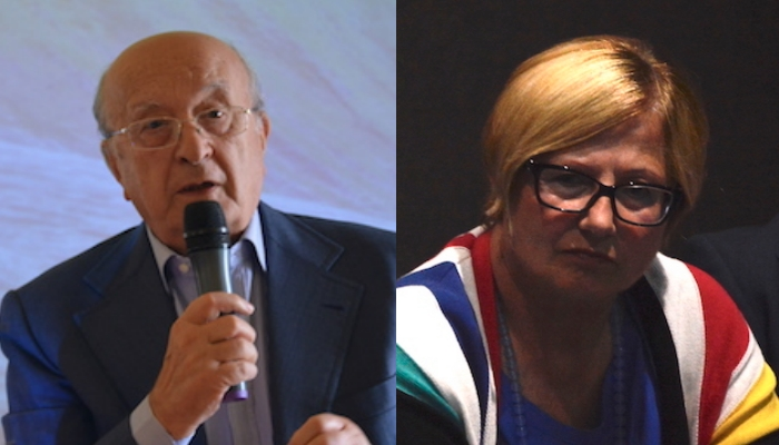 De Mita attacca D'Amelio: 'Ora dà giudizi sul progetto pilota'