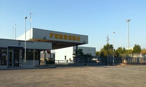 Ferrero, Sant'Angelo dei Lombardi realtà sempre più solida