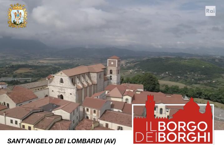 La domenica di Sant'Angelo dei Lombardi, in onda su Rai3