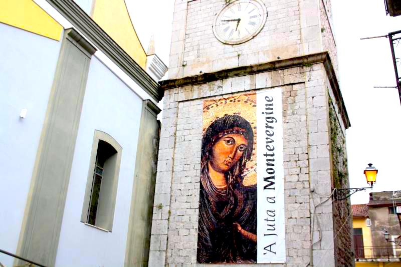 La Juta a Montevergine, tradizione e religione per la Madonna Nera