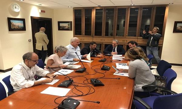Agricoltura, Petracca incontra Caputo: 'Presto testo unico per semplificazione'