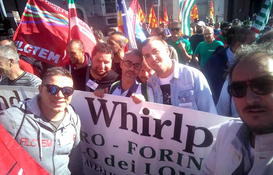 """Whirlpool, Fiordellisi: """"Spiragli per Napoli e l'Irpinia"""""""