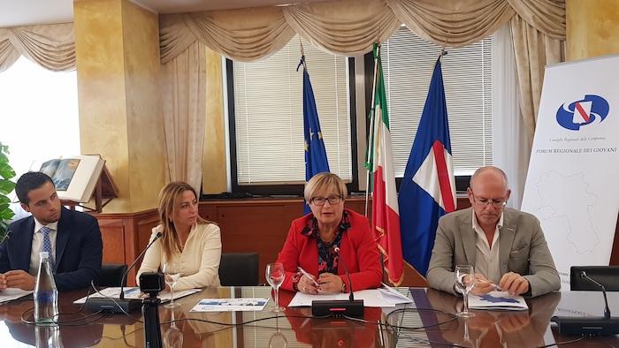 Più fondi per i Forum Giovani della Campania