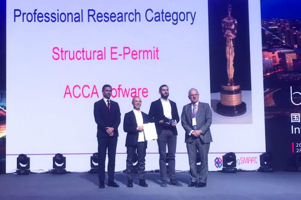 Acca Software premiata a Pechino, Cianciulli: 'Con noi vince l'Irpinia'