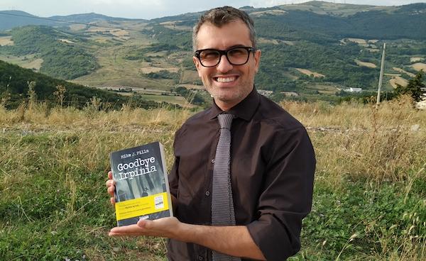 Goodbye Irpinia, il romanzo presentato agli studenti