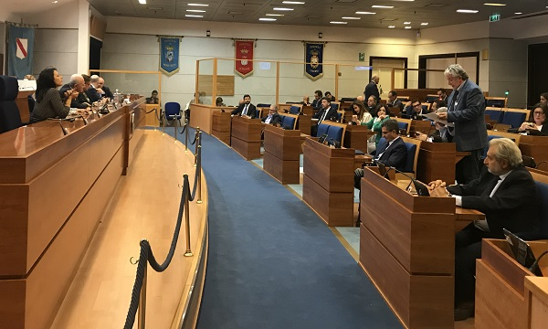 La proposta di Iannace: 'Aeroporto a Benevento per le aree interne'
