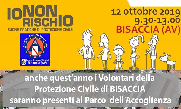 Io non rischio, a Bisaccia la campagna per le buone pratiche di Protezione civile