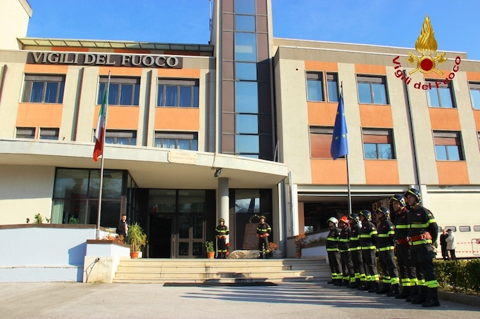 Settimana Protezione Civile, mezzi in esposizione ad Avellino