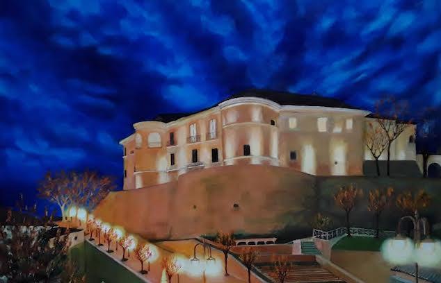Paesaggi enatura, le opere diVynogradova in mostra a Bisaccia