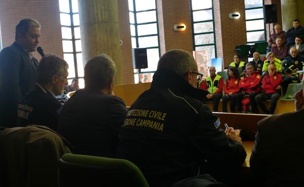 Terremoto, 'Chiudiamo la ricostruzione in Irpinia'