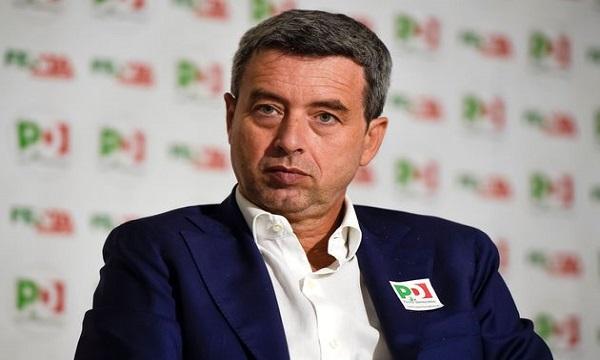 Pd: arriva ad Avellino Orlando, il vice di Zingaretti