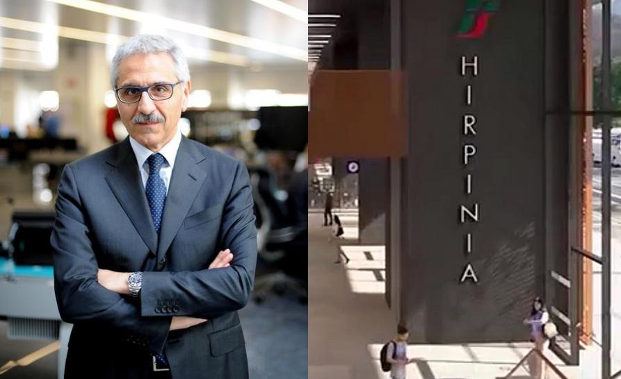Gentile (Rfi): 'La stazione Hirpinia pronta nel 2025'