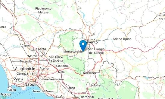 Sciame sismico nel Sannio, Protezione Civile: 'Nessun danno'