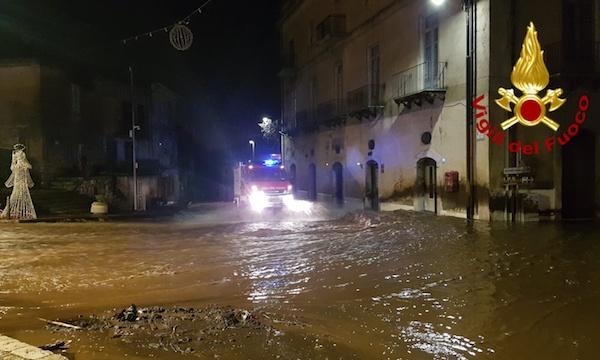 Maltempo, la Campania stanzia otto milioni per gli interventi urgenti