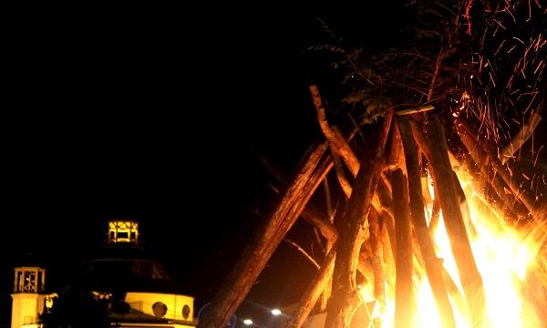Nel weekend Riti di fuoco a Lioni: festival totale di musica e arte