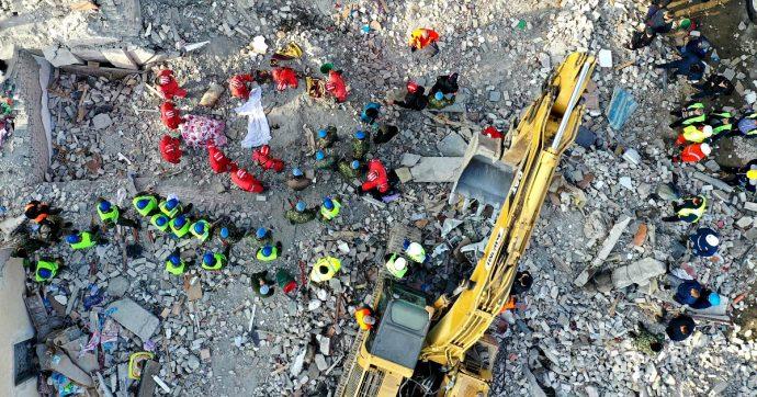 Terremoto Albania: Bisaccia e San Mango mobilitate con la raccolta di beni