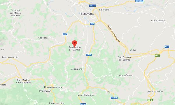Scosse nel Sannio, avvertite anche in Irpinia