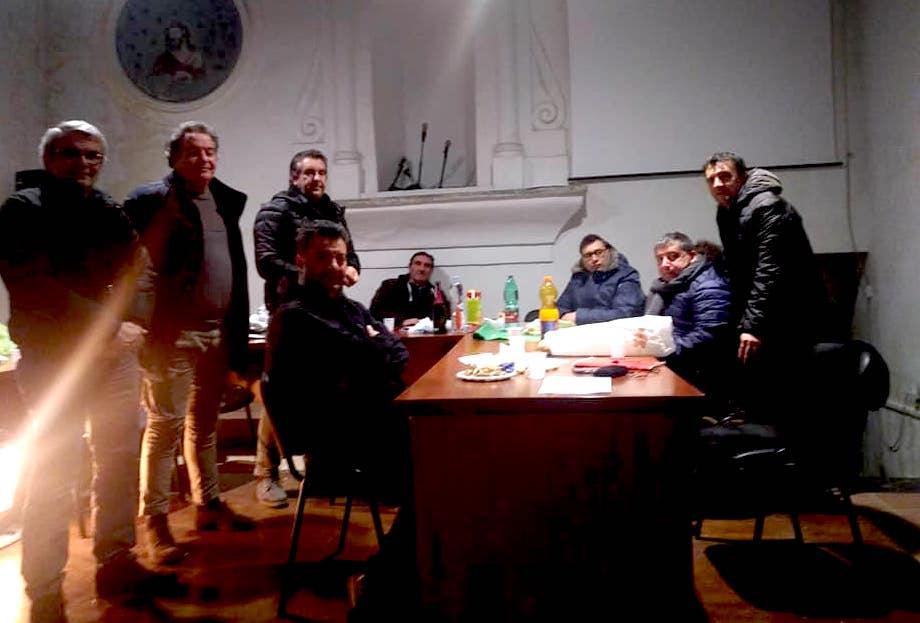 Novolegno ottava notte, la solidarietà di Torella dei Lombardi