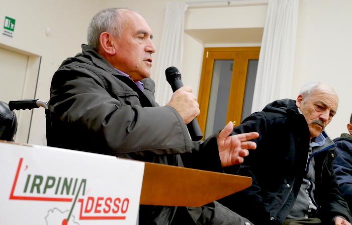 Un neo-movimento in Alta Irpinia: il debutto