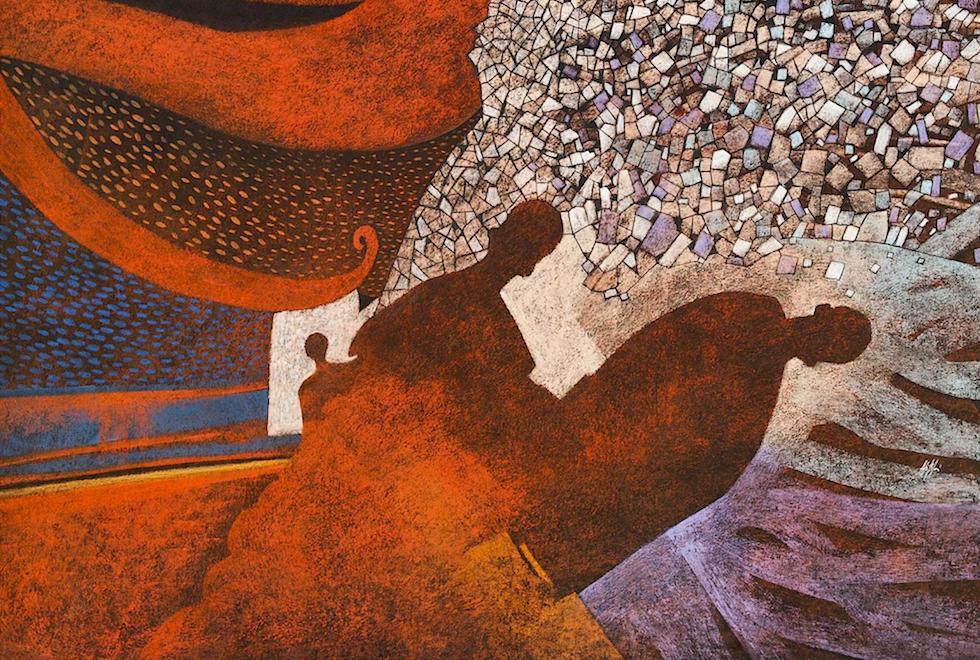 Al Museo di Carife i popoli in mostra, un percorso figurativo di Alessandro Di Blasi
