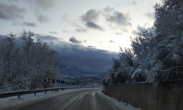 Neve e scuole: Lioni riapre, Sant'Angelo dei Lombardi no