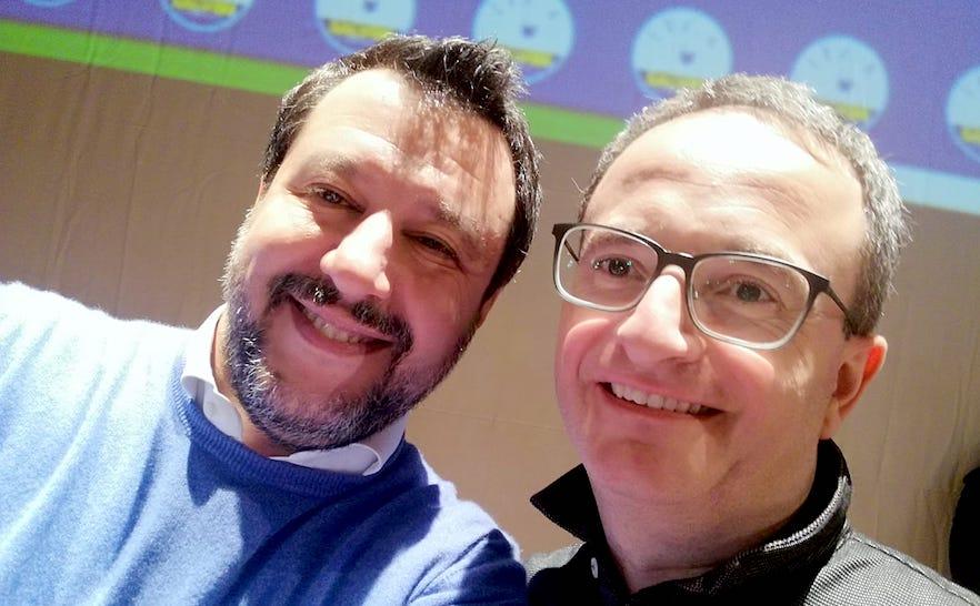 Lega Calitri, Fausto Acocella è il nuovo segretario