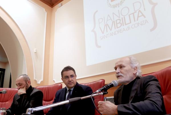 Un team per Sant'Andrea di Conza, 'la cultura per la vivibilità'