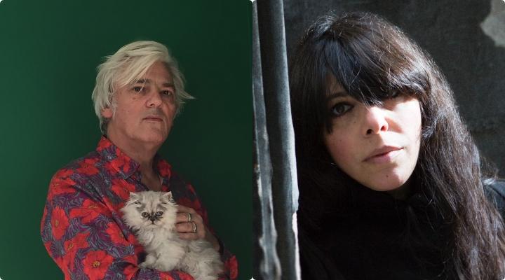Psichedelia, folk e poesia: Robyn Hitchcock e Emma Tricca nella Cripta di Avellino