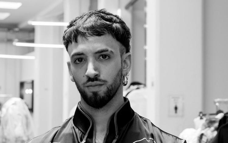 Manuel Calabrese, lo stilista irpino scelto da Morgan per il video di Sanremo