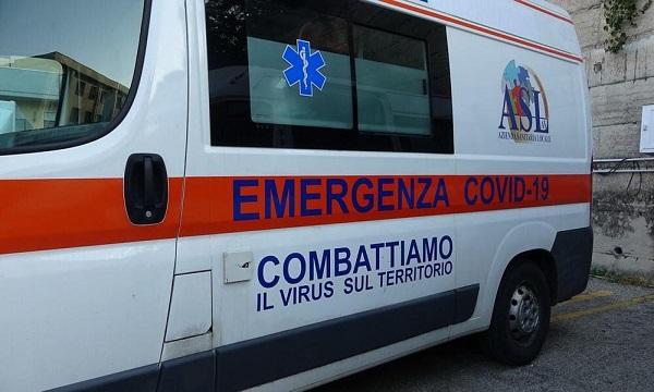 Covid-19, 56 casi in Irpinia: a Mirabella quadro choc, a Calabritto 3 positivi
