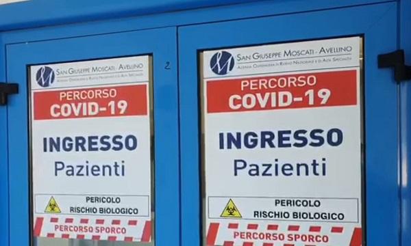 Covid, tre morti al Moscati: Montella piange un 59enne