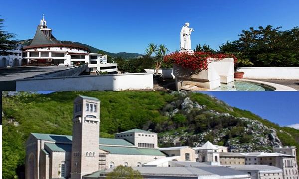 Turismo religioso in ginocchio, da Materdomini e Montevergine l'appello a De Luca
