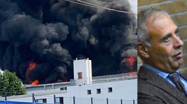 Esplosione alla Adler di Paolo Scudieri